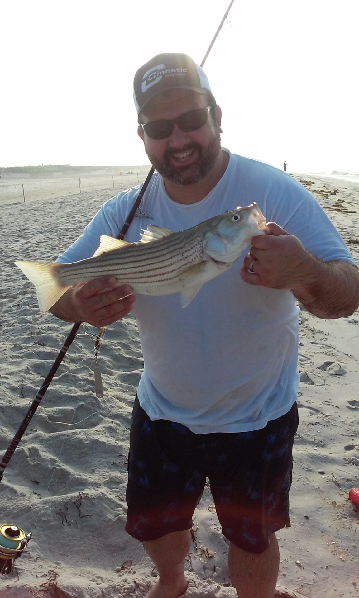 My First Striper!!